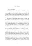 Luận văn thạc sĩ Quản lý công: Quản lý nhà nước về chi trả bảo hiểm xã hội trên địa bàn Quận 9, thành phố Hồ Chí Minh