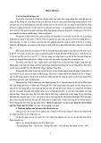Tóm tắt Luận văn thạc sĩ Quản lý công: Quản lý nhà nước về trật tự xây dựng đô thị tại thành phố Tây Ninh, tỉnh Tây Ninh
