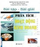 Phân tích hoạt động kinh doanh - Bài tập và bài giải: Phần 1