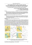 Tính toán mô phỏng tác động của dòng chảy đến quỹ đạo chuyển động tàu thủy trên tuyến luồng Hải Phòng