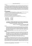 Đo và xử lý tín hiệu âm thanh tàu thủy dùng công nghệ Ni