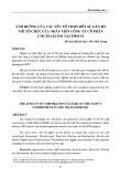 Ảnh hưởng của các yếu tố VHDN đến sự gắn bó với tổ chức của nhân viên  Công ty Cổ phần CMC Telecom tại TPHCM