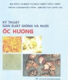 Ốc hương - Kỹ thuật sản xuất giống và chăn nuôi