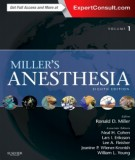 The handbook of miller's anesthesia(Volume 1 - Eighth edition): Part 4