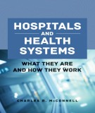 What the hospitals and health systems are and how they work: Part 1