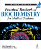 Practical biochemistry for medical students - Textbook: Part 1