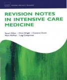revision notes in intensive care medicine: part 1