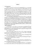 Tóm tắt Luận án tiến sĩ Kinh tế: Xây dựng hệ thống chỉ tiêu đánh giá trung tâm trách nhiệm quản lý trong các DN thuộc ngành sản xuất Cao su Việt Nam