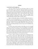 Luận án tiến sĩ: Năng lực của lãnh đạo chính quyền cấp xã khu vực miền núi - Nghiên cứu từ tỉnh Sơn La