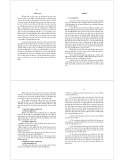 Tóm tắt Luận án tiến sĩ Kinh tế: Chất lượng công chức trong cơ quan hành chính nhà nước các tỉnh Miền núi phía Bắc