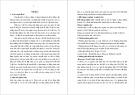 Tóm tắt Luận án tiến sĩ Kinh tế: Chuyển dịch cơ cấu lao động tại Việt Nam: Các yếu tố tác động và vai trò đối với tăng trưởng kinh tế