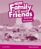 Workbook - Family and friends starter (2nd Edition): Phần 1