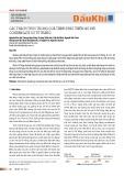 Các thách thức trong quá trình phát triển mỏ khí Condensate sư tử trắng