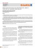 Đánh giá ăn mòn đường ống dẫn khí bạch hổ dinh cố và đề xuất các giải pháp chống ăn mòn
