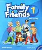 Class book - Family and friends 1: Phần 2