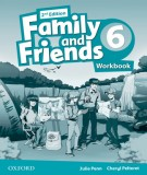 Workbook - Family and Friends 6 (2nd Edition): Phần 1