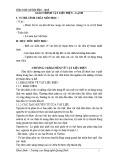 Giáo trình Vật liệu Điện – lạnh: Phần 1 (Cao đẳng nghề Quảng Bình)