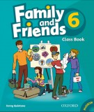 Class book - Family and Friends 6: Phần 1
