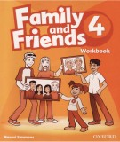 Workbook - Family and Friends 4: Phần 2