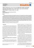 Tiến bộ trong xúc tác của quá trình Reforming Methane - giải pháp tiềm năng để sử dụng hiệu quả các nguồn khí thiên nhiên có hàm lượng CO2 cao