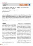 Quản trị rủi ro trong lĩnh vực thăm dò, khai thác dầu khí: một số phân tích và đề xuất