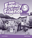 Workbook - Family and Friends 5 (2nd Edition): Phần 2