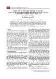 Nghiên cứu tư tưởng Hồ Chí Minh về giáo dục và sự vận dụng của đảng, chính phủ thông qua các văn bản về đổi mới giáo dục ở nước ta hiện nay