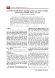 Tư tưởng Hồ Chí Minh về giáo dục lương tâm và trách nhiệm trong y đức của thầy thuốc Việt Nam