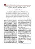 Nghiên cứu nhu cầu học tiếng Anh của các cán bộ công sở (viên chức) trên địa bàn tỉnh Thừa Thiên - Huế