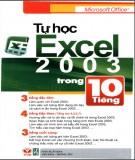 Trong 10 tiếng và tự học Excel 2003: Phần 2