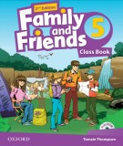 Class book - Family and Friends 5 (2nd Edition): Phần 2
