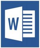 Bài giảng Microsoft Word - Nguyễn Sơn Hải