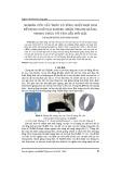 Nghiên cứu cấu trúc và tính chất hợp kim sử dụng chế tạo khung thân thanh giằng trong thân vỏ tên lửa đối hải