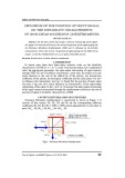 Influence of the position of input signal on the bistability characteristic of nonlinear michelson interferometer