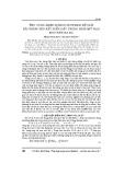 Ứng dụng mạng nơ ron hofield để giải bài toán liên kết điểm dấu trong bám quỹ đạo mục tiêu ra đa