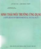 Ứng dụng về sinh thái môi trường: Phần 1