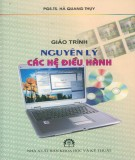 Giáo trình Nguyên lý hệ điều hành (In lần thứ ba): Phần 1 - PGS.TS. Hà Quang Thụy