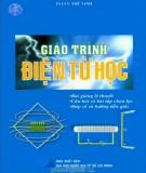 Giáo trình Điện từ học: Phần 1 - TS Lưu Thế Vinh