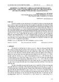 Ảnh hưởng của nhiệt độ và thời gian lên men đến hàm lượng đường khử, amino acid, polyphenol tổng số và khả năng kháng oxy hóa của tỏi bắc vỏ tía lên men (Allium sativum L.)