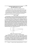 Giải pháp thiết kế hệ Ăng Ten thu cho thiết bị đo xa Laser