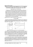 Tính toán tương quan độ chính xác của các phép đo thành phần trong bài toán đo lường gián tiếp