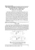 Điều khiển ổn định điện áp cho mạch tăng áp DC-DC có kể đến tổn thất và trôi tham số dựa trên quan sát trạng thái
