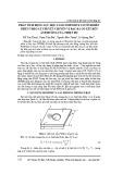 Phân tích động lực học tấm Composite cơ tính biến thiên theo lý thuyết chuyển vị bậc ba có xét đến ảnh hưởng của nhiệt độ
