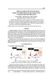 Khảo sát hệ số nén xung sử dụng sợi quang khuếch đại Raman bơm ngược và bộ liên kết bán phi tuyến