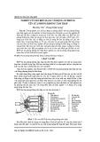 Nghiên cứu đo biến dạng vỏ động cơ phóng tên lửa phòng không tầm thấp