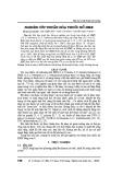 Nghiên cứu thuần hóa thuốc nổ HMX