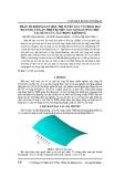Phân tích động lực học phi tuyến của vỏ thoải hai độ cong có gắn thiết bị tiêu tán năng lượng chịu tác dụng của tải trọng khí động