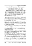 Phân tích ổn định tĩnh vỏ mỏng bằng phương pháp phần tử hữu hạn
