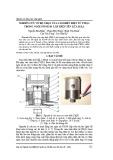 Nghiên cứu về độ nhạy của cảm biến điện từ ГМД-1 trong ngòi nổ 9Э249 lắp trên tên lửa IGLA