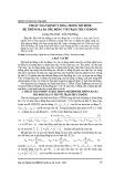 Thuật toán định vị TDOA trong mô hình hệ thống Ra Đa thụ động với trạm thu cơ động